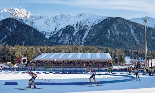 Biathlon Weltcup Antholz 2019 Rühe Reisen Qualität Fährt Mit