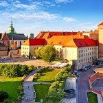 Krakow - Wawel-Schloss am Tag
